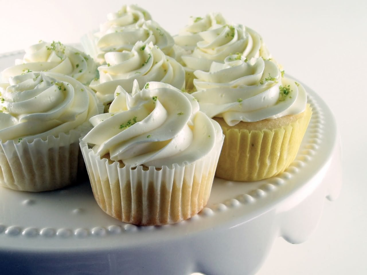 Margarita Cupcakes - Recipe