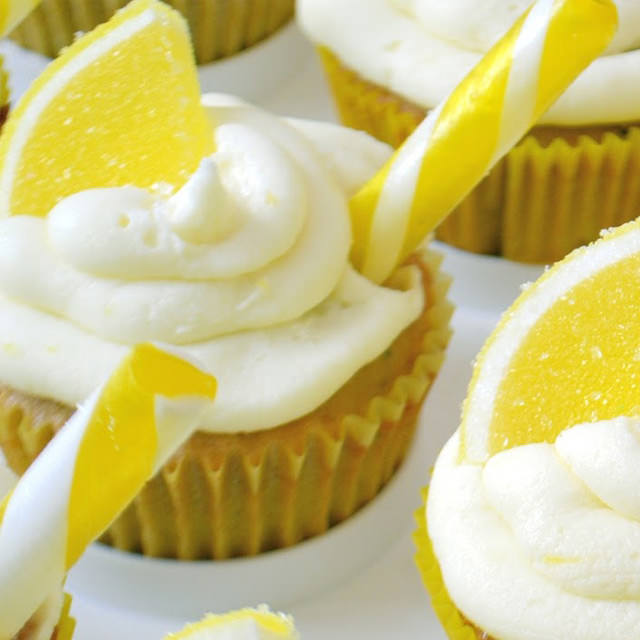 Iced Tea Cupcakes - Recipe